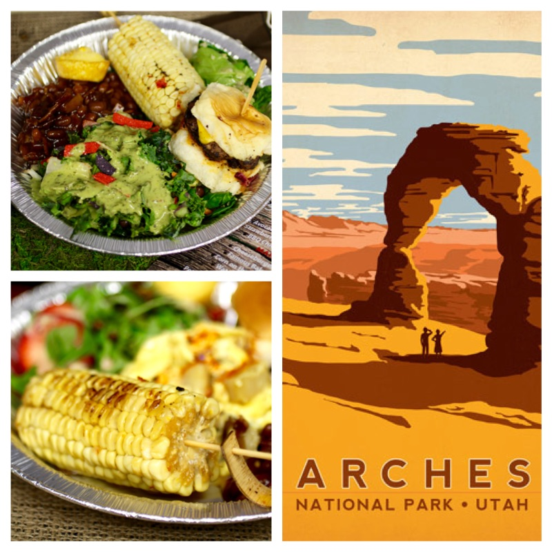 Teacher Appreciation Luncheon ~ Celebrating Our National Parks