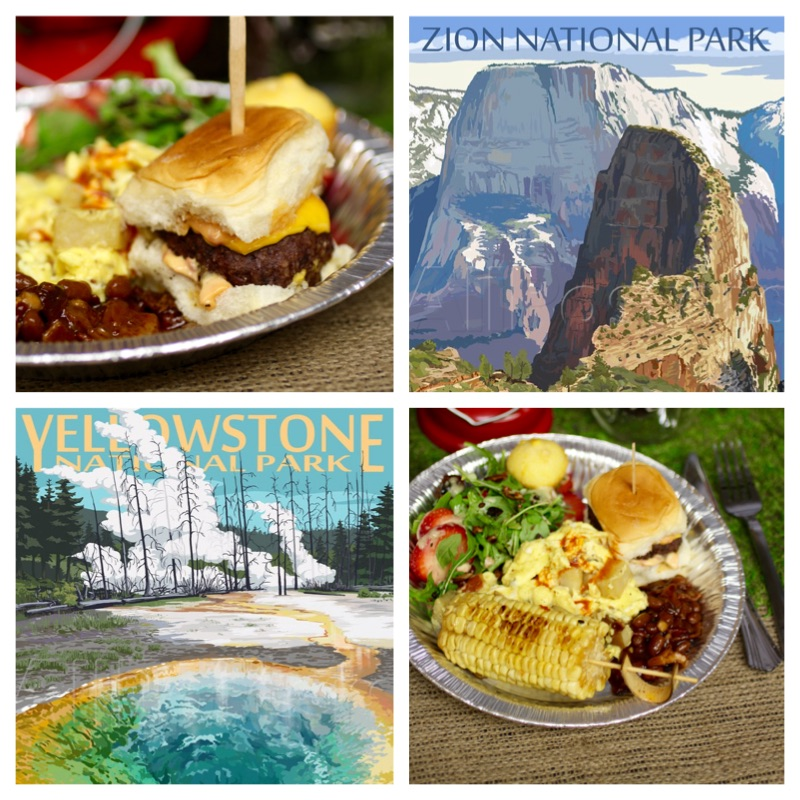 Teacher Appreciation Luncheon ~ Celebrating Our National Parks