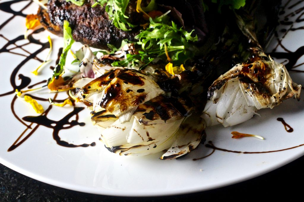 How To Make Grilled Onion Tulips
