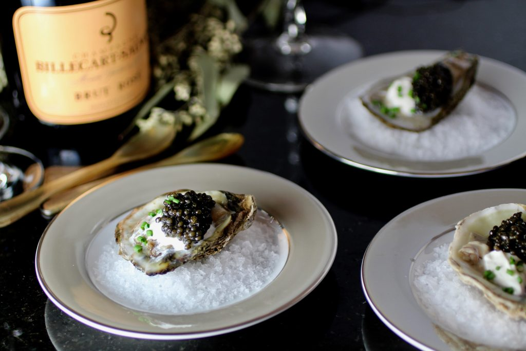 Holiday Entertaining: Oysters and Caviar