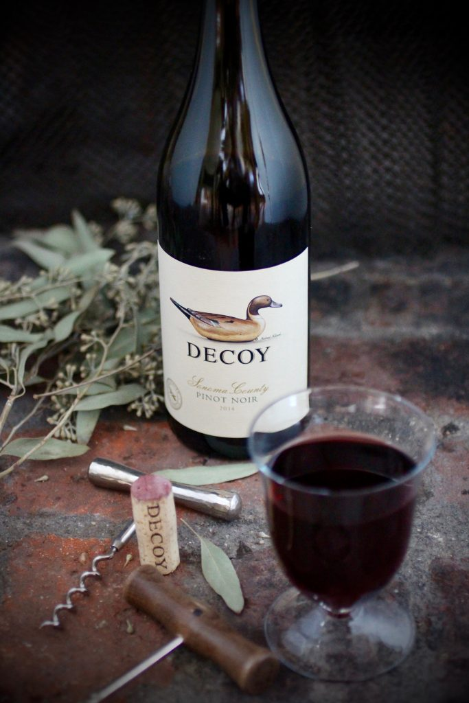 Decoy Pinot Noir