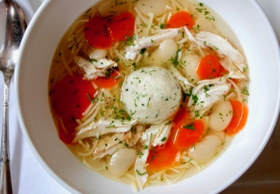 Nana's Chicken Soup