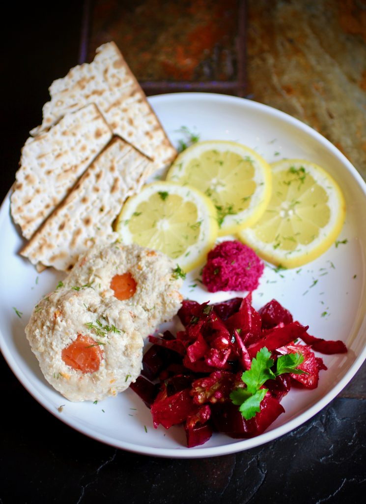 Gefilte Fish, Made with Love