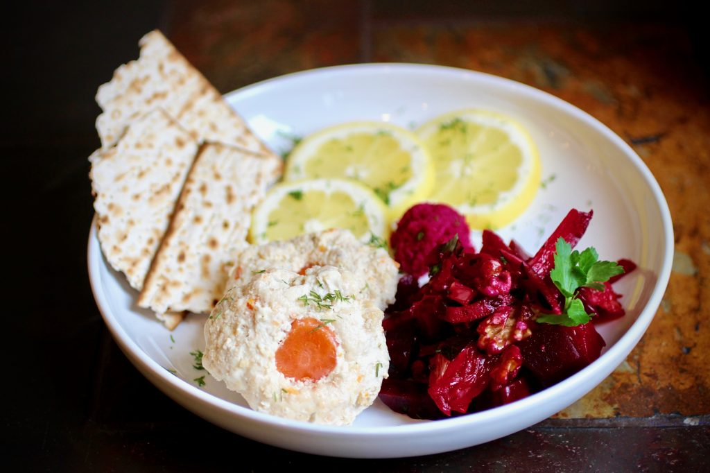 Gefilte Fish for Passover