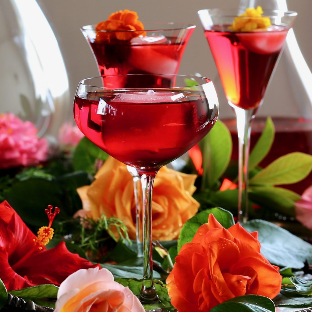 Hibiscus rose infusion aka agua de jamaica y rosas taste with the eyes hibiscus rose infusion aka agua de jamaica y rosas izmirmasajfo Choice Image