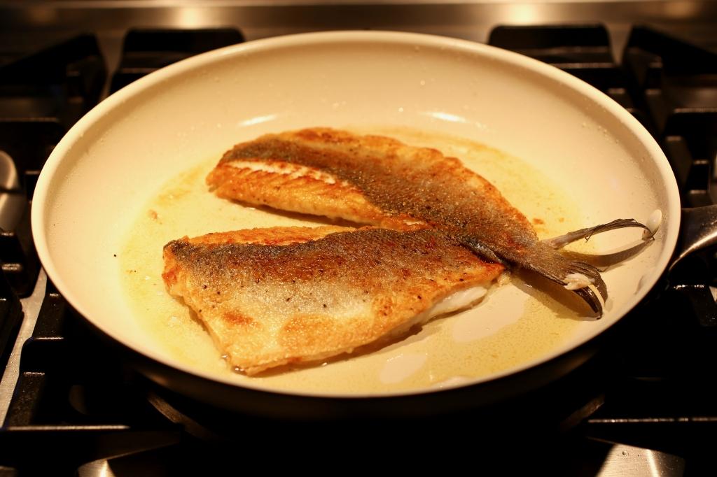 How to Cook Branzino