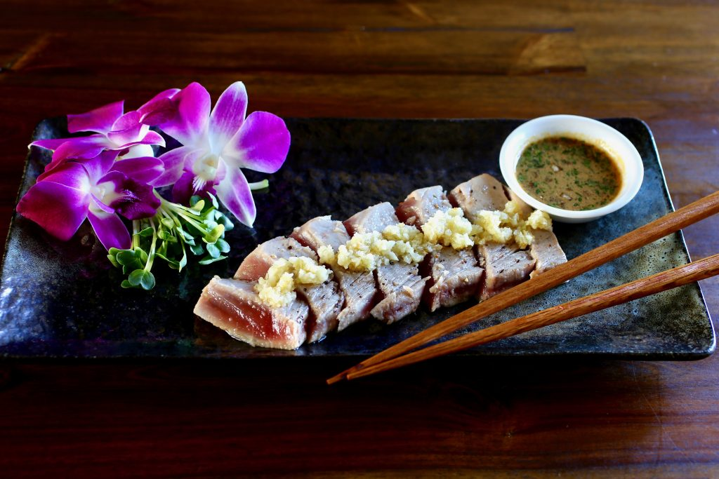 Seared Ahi Ali'i Fish Co.