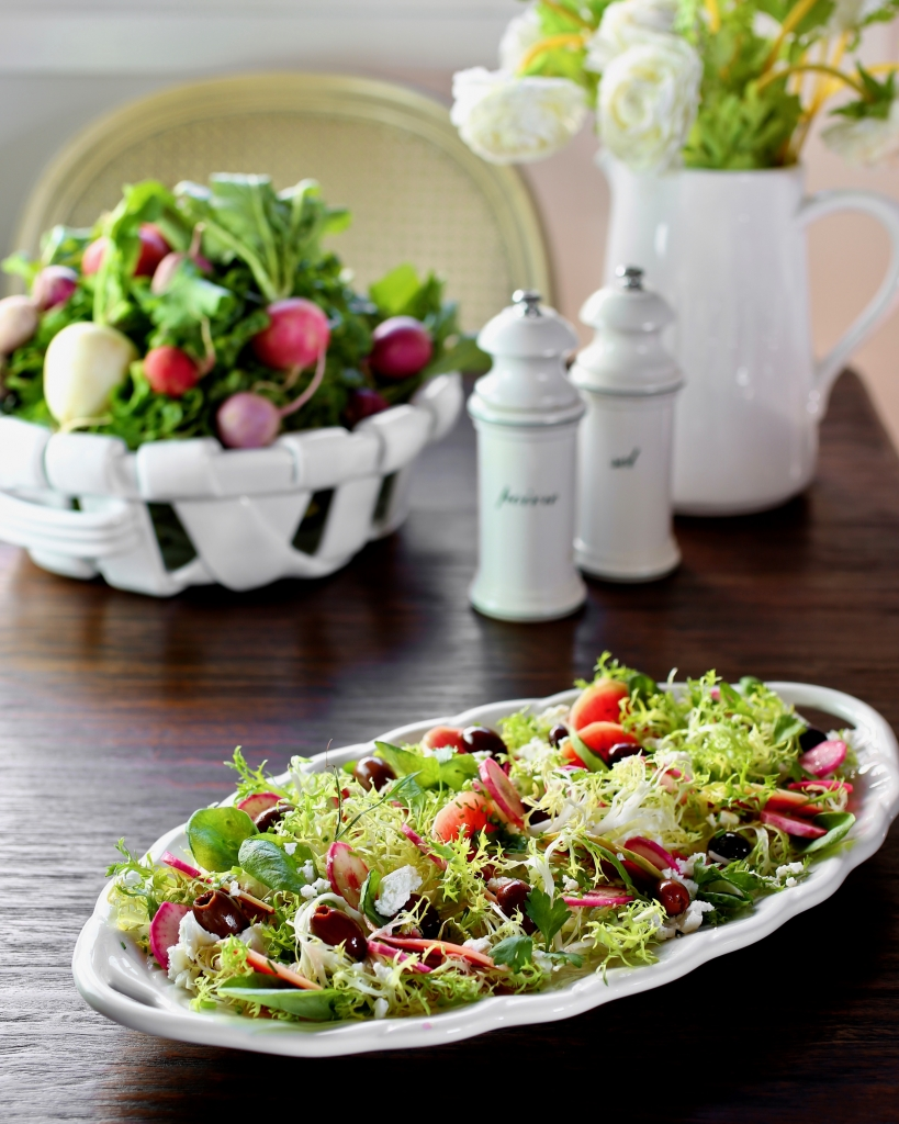 Winter Radish Salad