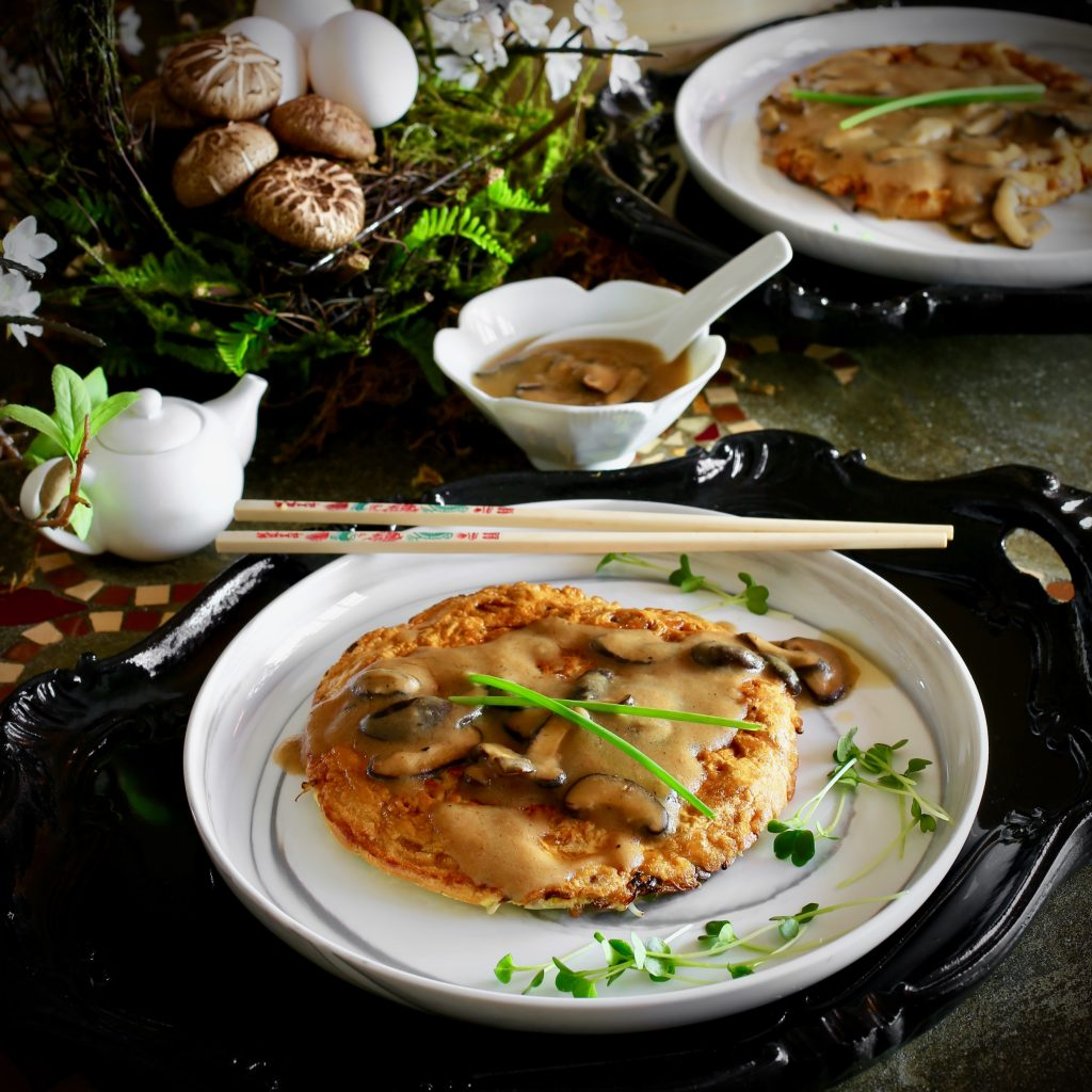 how to make egg foo young