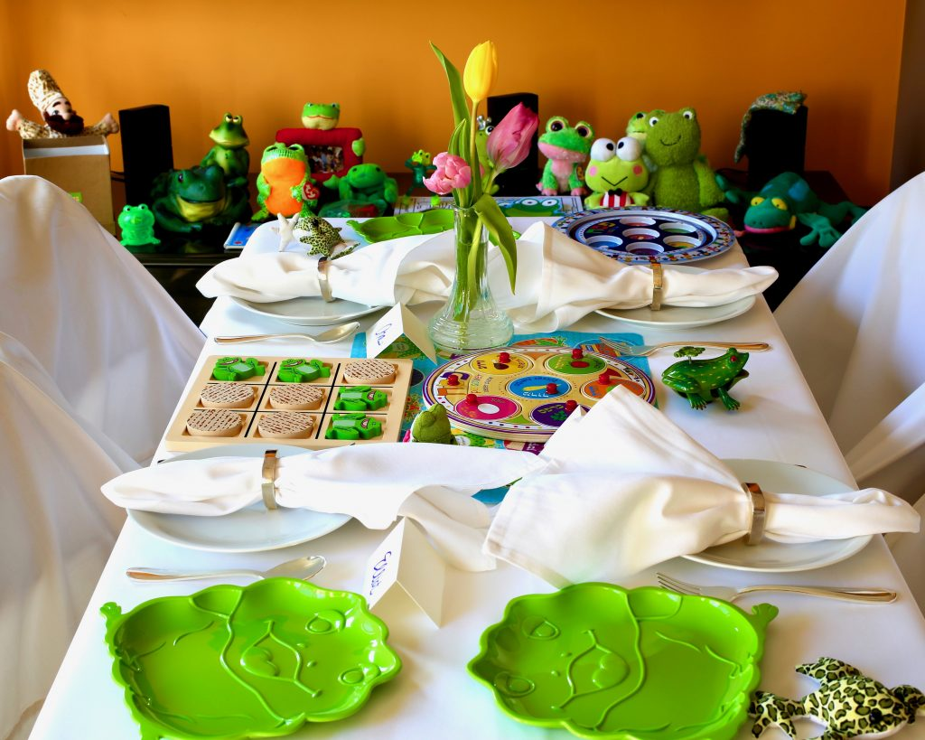Passover Kids' Table